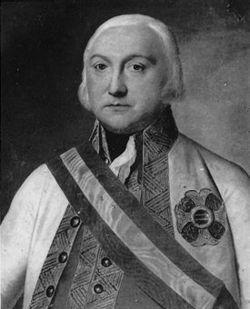 Alvinči ako poľný zbrojmajster a veliaci generál v Uhorsku.