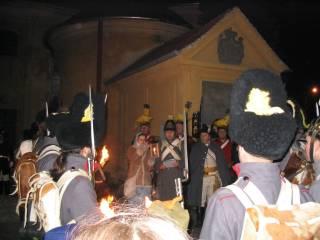 Pietní akt u kounicovské hrobky 2004